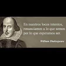 Frase de Shakespeare #frase #love #quote #instalove #life #frases ...