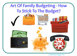 Family Budget For A Month How To Create And Stick To A Budget