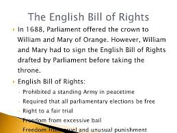 bill of rights ppt bill of rights ppt