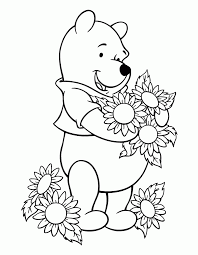 Pooh Coloring Pages Picture #4647