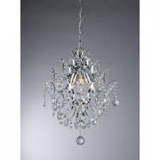 chandelier awesome warehouse of tiffany ellaisse 3 light chrome crystal chandelier home depot crystal chandelier