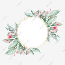 People interested in bingkai bunga bulat also searched for. Gambar Bingkai Bunga Bulat Romantis Dengan Daun Elegan Pernikahan Undangan Bunga Bunga Png Transparan Clipart Dan File Psd Untuk Unduh Gratis
