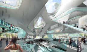 ds r proposal for penn station and madison square garden architect diller scofidio renfro new york ny united states cultural