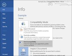 Microsoft Office Example