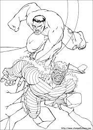 Disegni Da Colorare Di Hulk 3 Fredrotgans