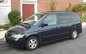1999 Honda Odyssey - Information and photos - ZombieDrive