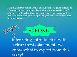 writing an expository essay ppt  12 helping