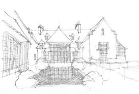 architectural hand drawings. Architecture Drawing Hand To A Conclusion: The Art Of Part 1 : Mcalpine Architectural Drawings R