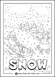 Small Picture Weather Colouring Pictures for Children