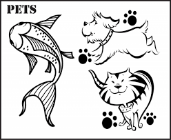 Small Picture 100 ideas Colouring Pages Pets Animals on cleanrrcom