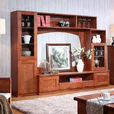 living room wooden furniture. acer friends classical wooden tv cabinet combination of solid wood furniture living room wall wholesale cedar audiovisual e
