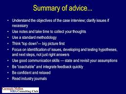 interview case consulting and case interview workshop ppt download