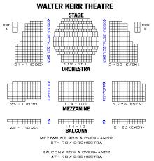 Sondheim Theater Seating Chart Broadway London And Off Broadway Seating Charts And Plans