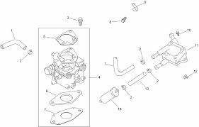 Fuel system assembly kohler ch740 3126
