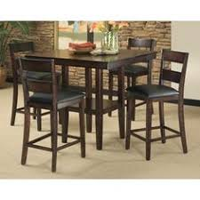 500 40 square table standard furniture pendelton 5 piece counter height dining set