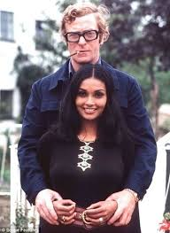 young michael caine wife. Delighful Michael A Young Michael Caine With His Wife Celebrities Celebs Wife  Shakira For Young Wife Pinterest