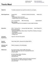 4219 Best Job Resume Format