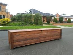 wooden outdoor storage box bench storage box outdoor dining furniture with regard to garden boxes wooden