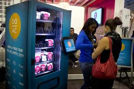 Vending Machine Ideas Enchanting Grand Tasting Presented By ShopRite The Do AC Activation Also