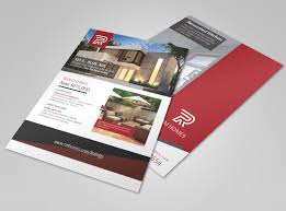 Flyer Samples Templates Best Luxury Real Estate Price Reduced Flyer Template MyCreativeShop