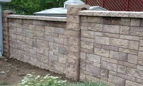 remarkable decorative block wall stamped concrete resurfacing building a concrete block wall 8 concrete block decorative