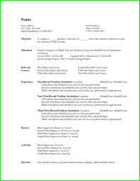 Microsoft Word Templates Resume Custom Formal Resume Template Word Doc Templates Microsoft Free Art