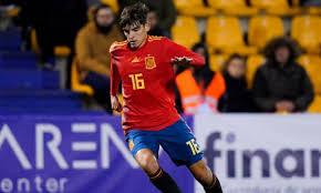 Gonzalo Villar in gol con la Spagna Under 21 nella vittoria sulla Slovenia  di Celar (VIDEO)   Giallorossi.net, notizie esclusive, news e calciomercato