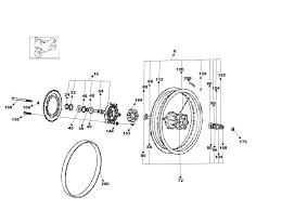 2007 bmw f650gs dakar rear wheel parts best oem rear wheel parts bmw g650gs motorcycle parts schematic