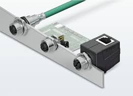 phoenix contact connection technology for ethernet 10 gbps m12 and rj45 device plug in connectors