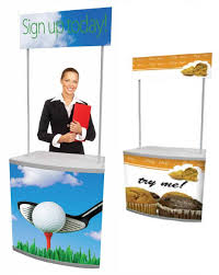 Promotional Stands Displays Tornado Promotional Stand Outdoor Banners Exhibition Display 2
