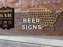 Home bar decor Luxury Beer Signs Beer Signs Home Wet Bar Home Bar Decor Decorations