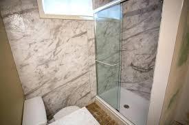 complete bathroom remodel. Interesting Remodel Complete Bathroom Remodel After Re Bath Of Gr  On A Budget On Complete Bathroom Remodel