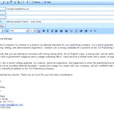 Email Resumes Emailing A Cover Letter And Resume Email Resume Cover Letter Sample