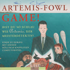 artemis fowl game cover full
