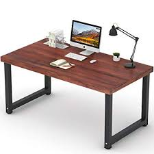 Industrial office desk Commercial Amazon Com Tribesigns Rustic Solid Wood Computer Desk Vintage Inside Industrial Office Idea Architecture Norahsilvacom Brooklyn Finest Industrial Desk With Drawers Office Desks For Plan