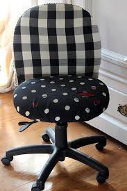 Old office chair Repurpose How To Transform An Old Office Chair In My Own Style How To Make Over An Office Chair In My Own Style