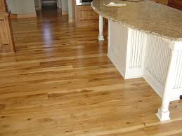 Floors For Kitchens Hickory Floor In Kitchen Why Or Why Not What Cabinets