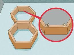 how to make homemade honeycomb shelves