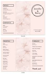 Trifold Template 400 Customizable Tri Fold Brochure Templates Print Ready