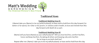 wedding ceremony script wedding readings non religious wedding officiant script how to officiate traditional vows