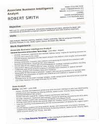 Business Intelligence Analyst Resume 40BGZ Business Intelligence Extraordinary Business Intelligence Analyst Resume