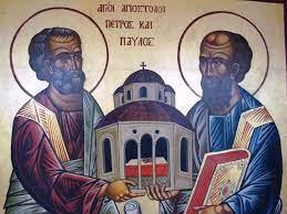 Solennità dei santi Pietro e Paolo - Mieac - Movimento di Impegno educativo  di A.C.
