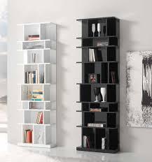 bookshelf amazing modern white bookshelf appealingmodernwhite