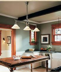 Kitchen Lights Over Table Light Over Kitchen Table Interior Dining Room Kitchen Rustic