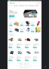 Office Stationery Design Templates Office Supplies Woocommerce Theme