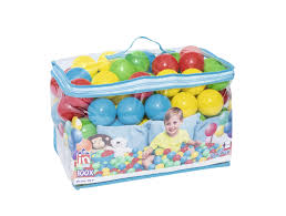 Bestway Пластиковые <b>мячи</b> 6.5см, 100шт для игровых центров ...