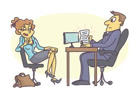 What Not To Do In A Job Interview Debbie Burbage