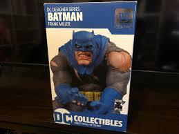 Dc Designer Series Batman Limited Edition Statue Frank Miller Cs Unboxed Dark Knight Returns Designer Series Statue