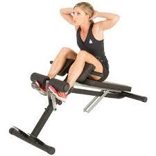 Amazoncom  Fitness Plus Hyperextension Bench For Back  Back Hyperextension Bench Reviews