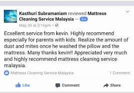 Domestic Cleaning Price List Mattress Cleaning Service Malaysia Dust Mites Removal